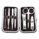 Stainless Steel Nail Care Tools Kit