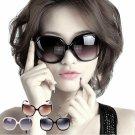 Brown Fashion Beautiful Eyewear Designer Sunglasses Classic Shades