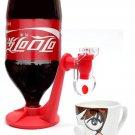 Party Fridge Fizz Saver Soda Dispenser Coke Drinking Device - Red 15852