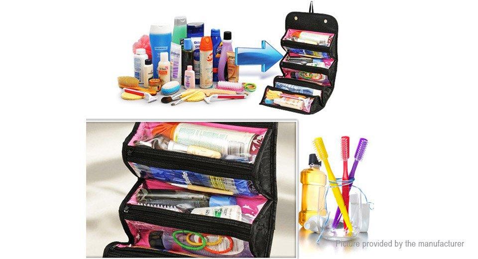 Multi-layer Cosmetic Toiletries Storage Bag - 5125000