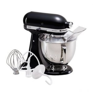 "KitchenAid Artisan 5-qt. Stand Mixer - Onyx Black ""Free Shipping in US"""