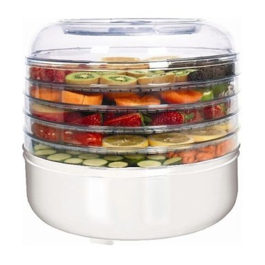 """Ronco 5-Tray Food Dehydrator """"Free shipping in US"""""""