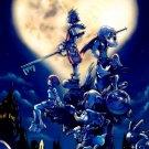 Kingdom Hearts Video Game Art 16x12 Print POSTER