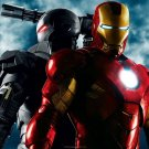 IRON MAN 2 War Machine Stark Movie 32x24 Print Poster
