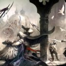 Assassin S Creed Video Game Concept Art 32x24 Print POSTER