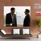 Person Of Interest John Reese Michael Emerson Tv Series Huge Giant Poster