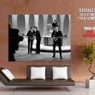 The Beatles Lennon McCartney Harrison Starr HUGE GIANT Print Poster