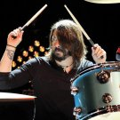 Dave Grohl Drummer Foo Fighters Rock 32x24 Print POSTER