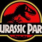 Jurassic Park Logo Movie Dinosaur 24x18 Print POSTER