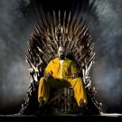 Breaking Bad Game Of Thrones Crossover 32x24 Print Poster