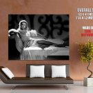 Elizabeth Montgomery Actress Bw Movie Huge Giant Print Poster