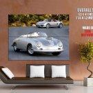 Porsche 356 Speedster Boxster Spyder Huge Giant Print Poster