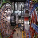 The Large Hadron Collider Hi Tech 24x18 Print Poster