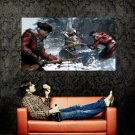Assassin S Creed III 3 Video Game Huge 47x35 Print POSTER