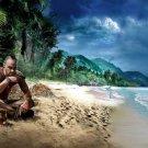 Far Cry 3 Vaas Montenegro Art Video Game 24x18 Print Poster