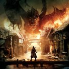 The Hobbit The Battle Of The Five Armies Epic Movie 32x24 Wall Print POSTER
