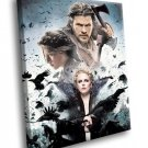 Snow White And The Huntsman Movie 50x40 Framed Canvas Art Print