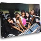 Fifth Harmony Pop Band Music 30x20 Framed Canvas Print
