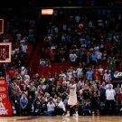 Jeff Green Game Winner Buzzer Beater Miami Heat 16x12 Print Poster