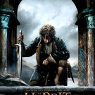 The Hobbit The Battle Of The Five Armies Bilbo Movie 32x24 Wall Print POSTER