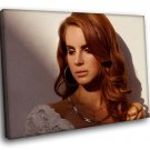 Lana Del Rey Top Singer Pop Music 30x20 Framed Canvas Art Print