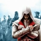 Assassin S Creed Revelations Computer Game Adventure 16x12 Print Poster
