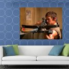 Daryl Dixon Norman Reedus Crossbow The Walking Dead TV HUGE 48x36 Print POSTER