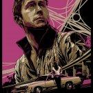 Drive 2011 Movie Ryan Gosling Art Artwork 32x24 Print Poster