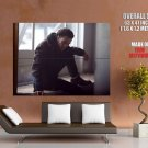 Aaron Taylor Johnson Actor Handsome Rare GIANT Huge Print Poster