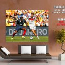 Thomas Muller Dribbling Germany World Cup Brazil GIANT Huge Print Poster