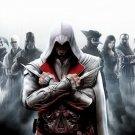 Assassin S Creed Brotherhood Computer Game 16x12 Print Poster