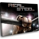 Real Steel Movie Robot Boxer 30x20 Framed Canvas Art Print