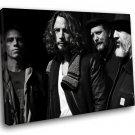 Soundgarden American Rock Band Music 40x30 Framed Canvas Art Print
