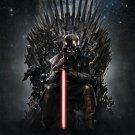 Darth Vader Star Wars Awesome Cool Art 16x12 Print POSTER