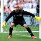 Tim Howard Goalkeeper Stance Post USA Soccer Football 32x24 Wall Print POSTER