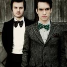 Panic At The Disco Spencer Smith Brendon Urie Band 16x12 Print Poster