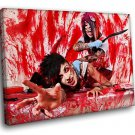 Blood On The Dance Floor Duo Band Electropop Music 30x20 Framed Canvas Art Print