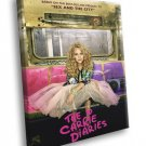 The Carrie Diaries TV Series 30x20 Framed Canvas Print