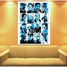 The Wire Cast Characters Tv Series Art Huge Giant Print Poster