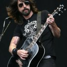 Dave Grohl Foo Fighters Rock Music 16x12 Wall Print Poster