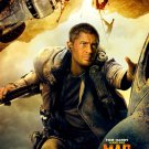 Mad Max Fury Road Tom Hardy 2015 Movie 32x24 Wall Print POSTER