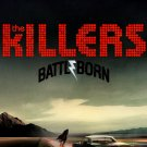 The Killers Battle Born Horse Car Indie Rock Band 24x18 Print Poster