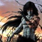 Bleach Mugetsu Ichigo Painting Anime Manga Art 32x24 Wall Print POSTER