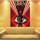 Shepard Fairey Obey Eye 47x35 Print Poster