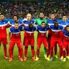 Team Players USA 2014 FIFA World Cup Soccer Football 32x24 Wall Print POSTER