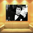 Scarface Movie Crime Al Pacino Tony Montana 47x35 Print Poster