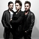 30 Seconds To Mars Jared Shannon Leto Tomo Rock Band 32x24 Wall Print POSTER