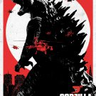 Godzilla 2014 Helicopters Awesome Movie Japananese Art 32x24 Wall Print POSTER
