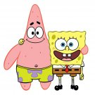 SpongeBob SquarePants Patrick Star Friends Funny Kids 24x18 Wall Print POSTER