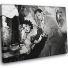 Sunset Boulevard Gloria Swanson Hollywood Movie 40x30 Framed Canvas Art Print